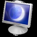 screen, monitor, eclipse, desktop icon