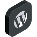 network, website, social, media, wordpress icon
