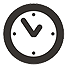 time, clock, wait, loading icon