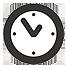 time, clock, wait, loading icon