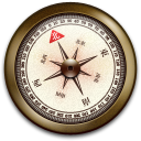 Compass iPhone 2 icon
