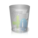 can, binfull, trash icon