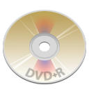 dvd, disc icon