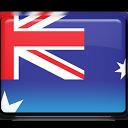 flag, australia icon