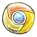 web, chrome icon