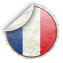 flag, french, france icon