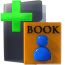 bookmarks, add, list icon