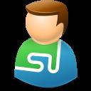 user, profile, web, human, account, stumbleupon, people icon
