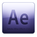 Adobe After Effects CS3 (clean) icon