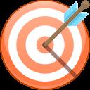 target, goal icon