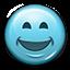 Emot Smiling icon