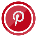 pin, social, pinterest, media, logo, network icon