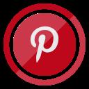 pin, social, pinterest, media, logo, network icon