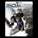 Warhammer 40k Space Marine icon