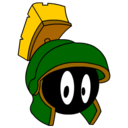 marvin,martian icon