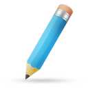 Pencil icon