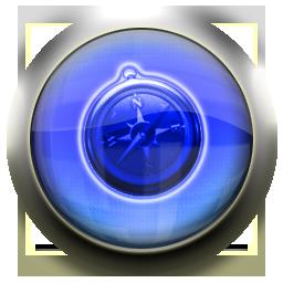 browser, safari, blue icon