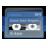media, 48, tape, gnome icon