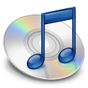 note, music, itunes icon