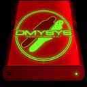 Hard Drive DMYSYS icon