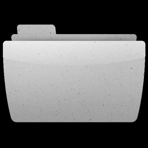 paper, gray, generic icon