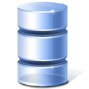 Database, Hot, Inactive icon