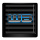 window, blinds icon