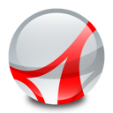 Acrobat, Adobe, Reader icon