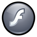 Macromedia Flash Player icon