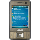 smartphone, asus, smart phone, mobile phone, asus p735, handheld, cell phone icon