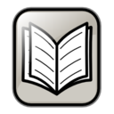 book,readme icon