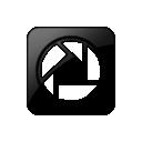 logo, square, 099345, picasa icon