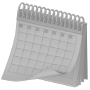 Calendar disabled icon