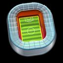 Soccer, Stadium icon