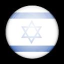 Flag, Israel, Of icon