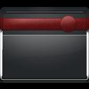 folder, ribbon icon