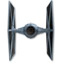 tie,fighter icon