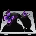 messenger, window, live icon