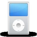 multimedia, apple, player, ipod icon