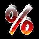 Percent icon