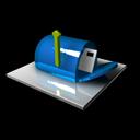 i,mailbox icon