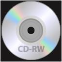 Device CDRW icon