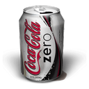 Coke Zero Smudge icon