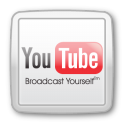 social network, social, youtube, social media icon