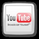 social network, social, youtube, social media icon