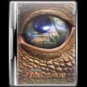 Case, Dinosaur, Dvd icon
