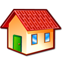 home, house, kfm, homepage, building icon