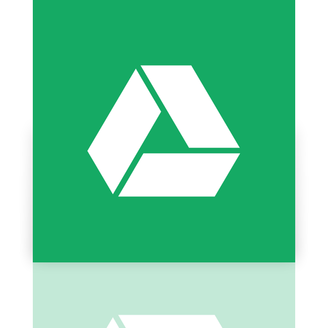 mirror, google, drive icon