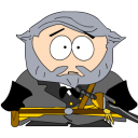 Cartman General zoomed icon