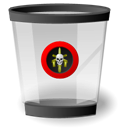 empyt, recycled icon